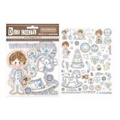 Die Cuts surtidos - Little Boy