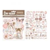 Die Cuts surtidos - Little Girl
