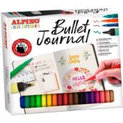 Kit Bullet Journal Alpino Color Experience 22 Piezas