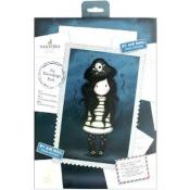 Pack Papel Decoupage A-4 Piracy