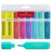 Rotuladores Faber-Castell Textliner 1546 Pastel