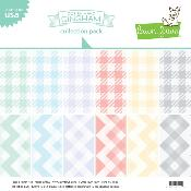 Lawn Fawn Gotta Have Gingham 30x30 Inch Collection Pack