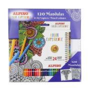 Set Alpino Color Experience Mandalas